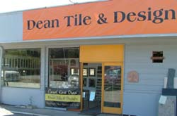 tile and clay  art studio on Whidbey Island
